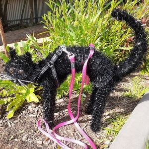 ROGZ Utility Step-in Harness & Lead Size S - Never Used Cat or Dog
